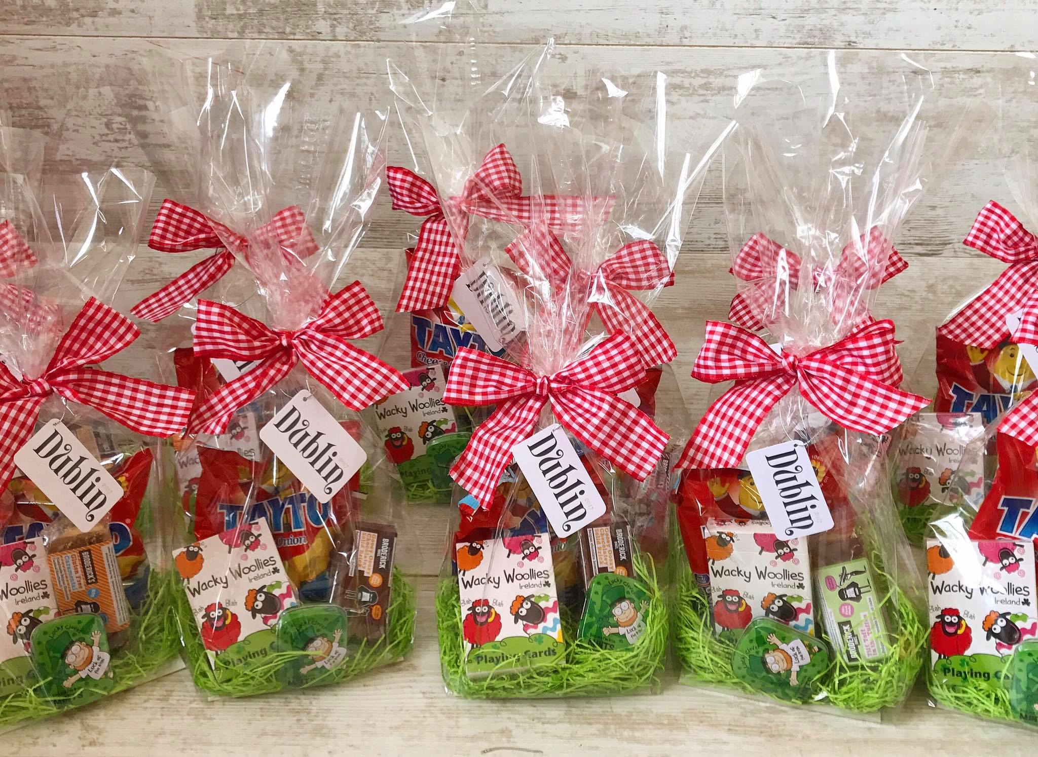 Childrens Welcome Bags