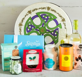 Christmas 2016 Sweet Music Bodhran Hamper