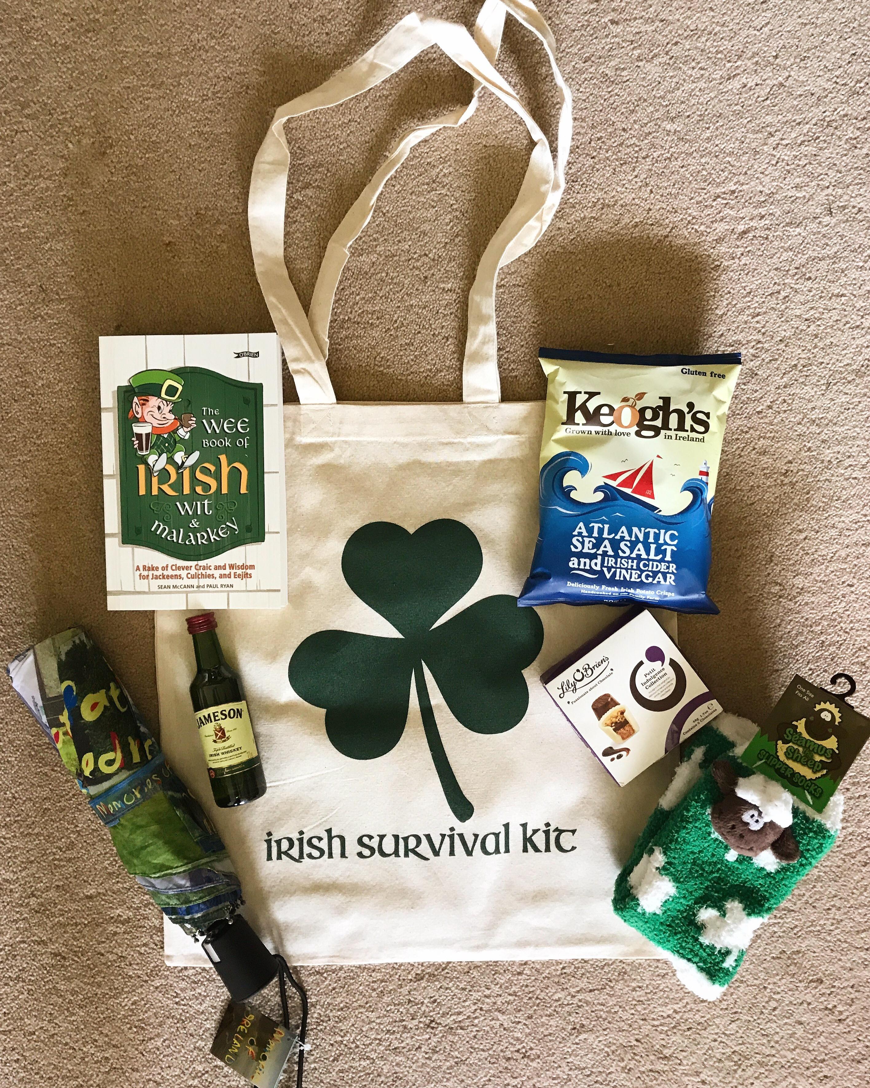 Irish Survival Kit